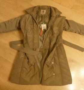 Новая демисезонная куртка р.44-46