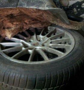 """Шины Dunlop SP Winter sport 3D 275/45R20 """"липучка"""""""