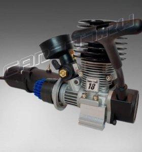 Двигатель Super Tigre 18 для AMG Mercedes DTM 2008