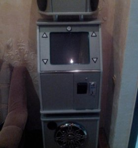 Музыкальный автомат(терминал)