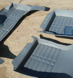 3D коврики для Тойота Витс