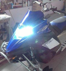 Yamaha FX Nitro MTX