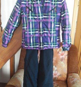 Зимний костюм и теплые штаны