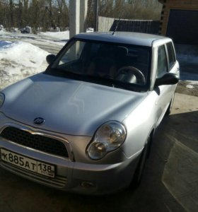 Lifan Smily, 2012 год. Торг.