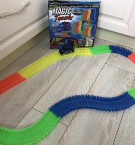 Magic tracks, светящееся дорога!