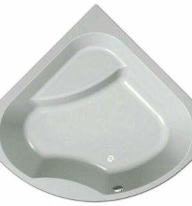 Акриловая ванна swan 160x160