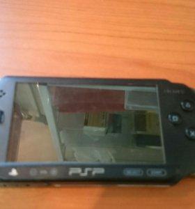 Игровая приставка Sony E1008