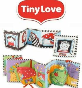 Книга- раскладушка Tiny Love