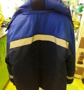Зимняя спецодежда, куртка