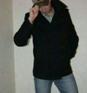 Пальто мужское, бушлат