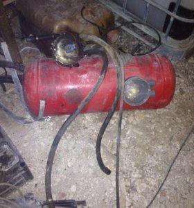 Газовое оборудование на карбюратор.