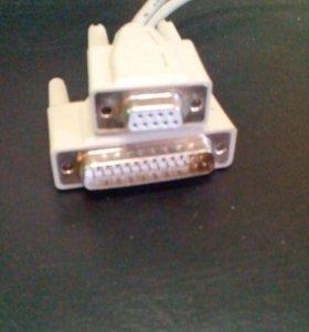 Кабель для компьютера LPT-COM