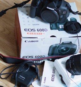 Canon 600d kit