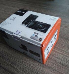 Коробка от камеры Sony ICLE-6000Y