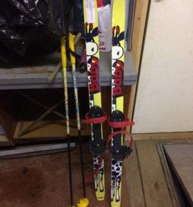 Детские Лыжи