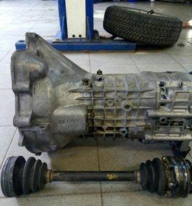 КПП BMW e21(пятиступка)