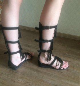 Гладиаторки сандали