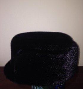 Новая шапка из натурального меха