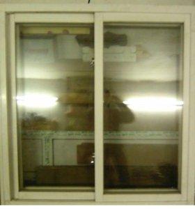 Продам пластиковое окно(ПВХ) БУ