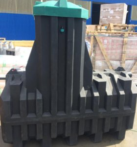 Автономная канализация , септики,септик Ergobox