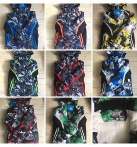 Зимние новые костюмы