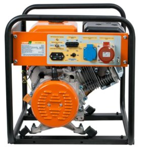 Генератор бензиновый SKAT УГБ-6000 Basic