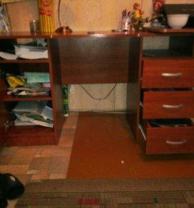 Птсьменный стол