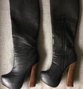 Ботинки демисезонные 38 р-р