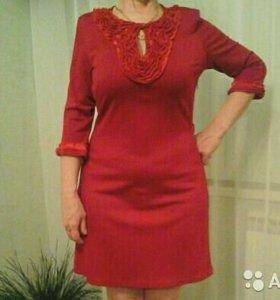Платья женские наряд на новый год и повседневный