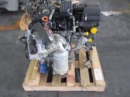 S23a Honda odissey. Двигатель