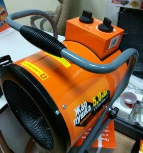 Пушка тепловая электрическая 5кВт, 380В
