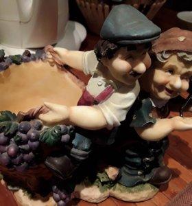 Сувенир подставка под вино