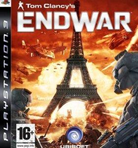 Игра Tom Clancy's End War (PS3)