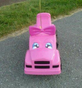 Машинка детская,для девочки