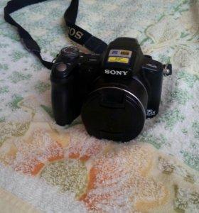Фотоаппарат sony dsc-h50 цифровой