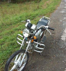 Мопед racer alpha 48 cc