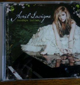 """Avril Lavigne """"Goodbye Lullaby"""""""