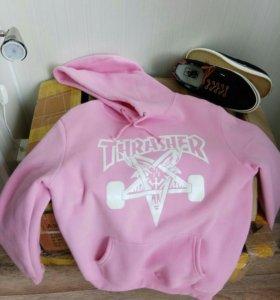 Кофта, толстовка Thrasher
