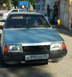 Машина 2109 2001