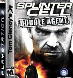 Игра Tom Clancy's Splinter Cell Double Agent (PS3)
