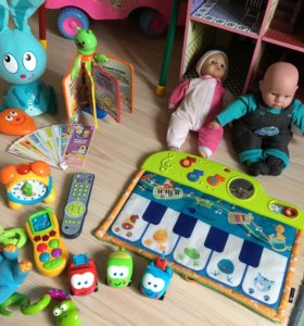 Игрушки для деток (imaginarium, fisher price, tolo