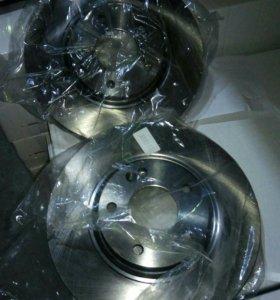 Тормозные диски KIA Ceed