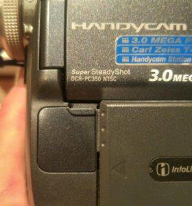 Цифровая видеокамера Sony DCR-PC350