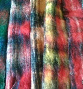 Мохеровые шарфы