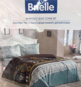 Постельное белье Brielle 2 сп евро (новое)