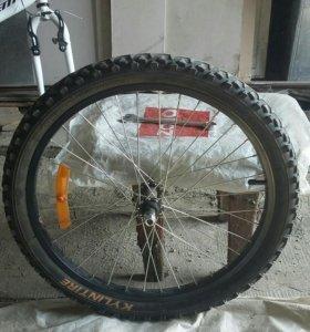Велосипедная покрышка на 20