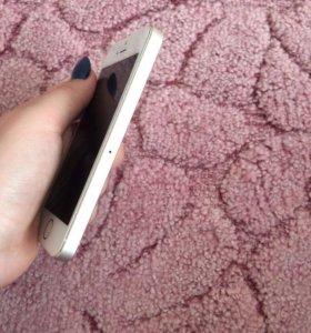 Айфон 5 s gold