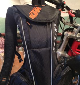 Рюкзак KTM с гидратором