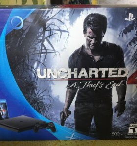 Sony PlayStation 4 Uncharted
