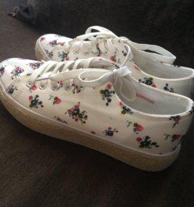 Обувь женская слипоны 41